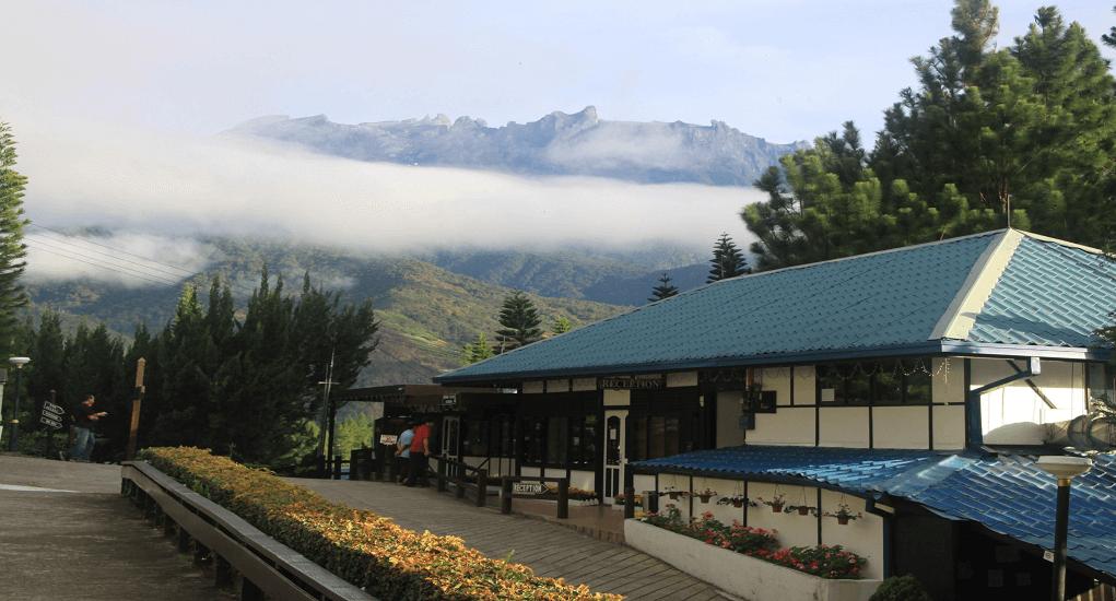 Kundasang - Kinabalu Pine Resort