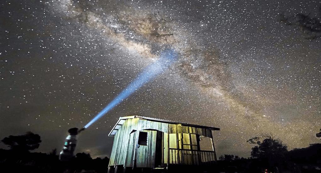 Kundasang - Stargazing