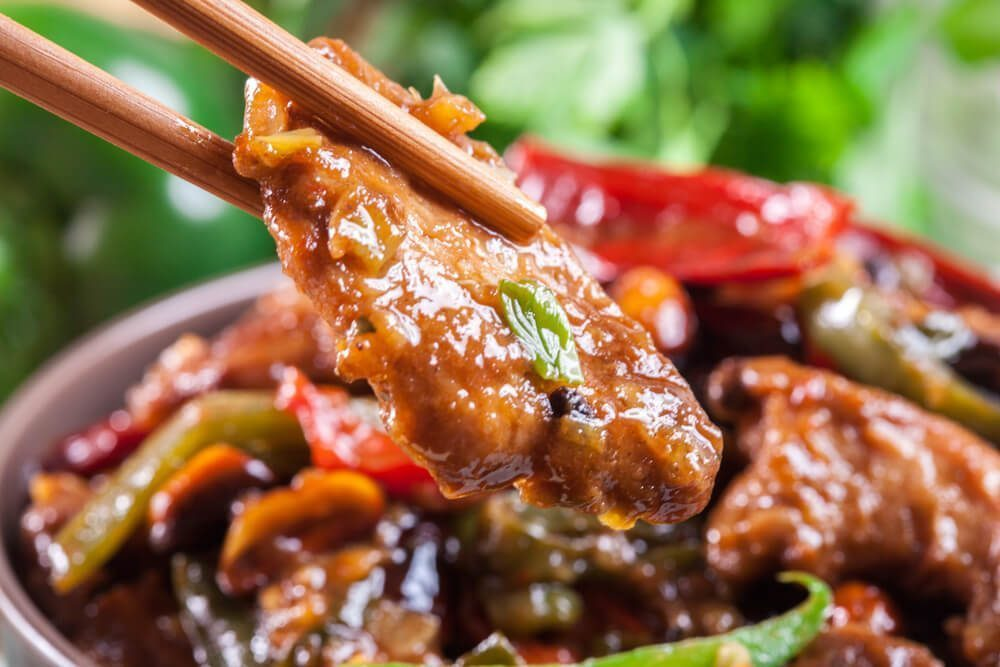 Kung Pao Chicken is another Chinese dish from the Sichuan province that is popular for its spiciness