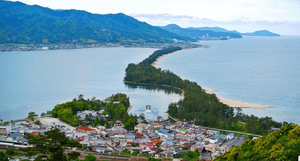 Kyoto - Amanohashidate