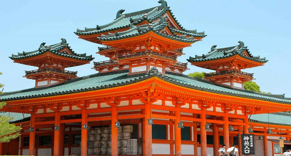 Kyoto - Heian Shrine