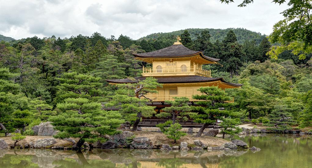 Kyoto Jepang - Kinkaku-ji