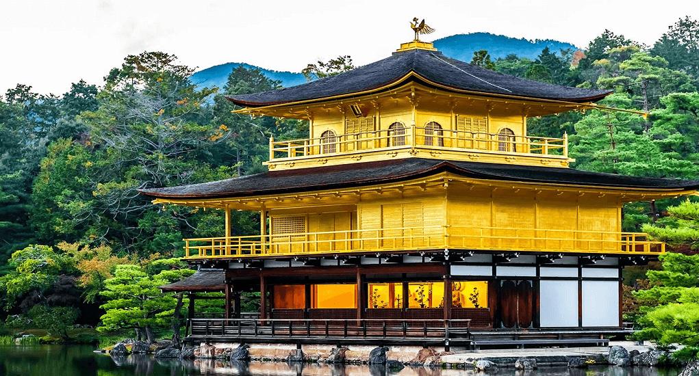 Kyoto - Kinkaku-Ji Temple
