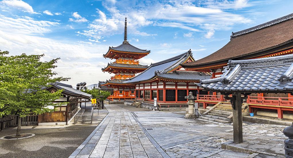 Kyoto - Kiyomizu Temple