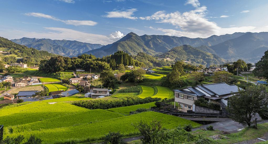 Kyushu - Pedesaan
