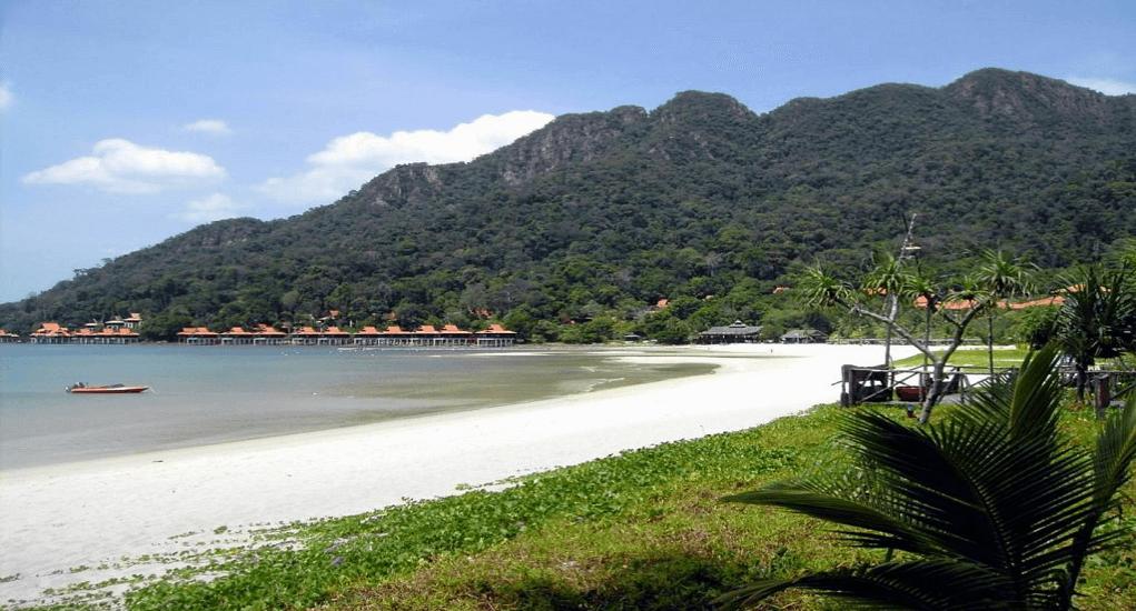 Langkawi Beach - Burau Bay Beach