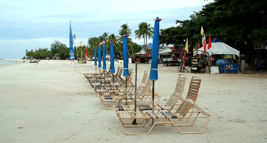 Langkawi Beach - Cenang Beach