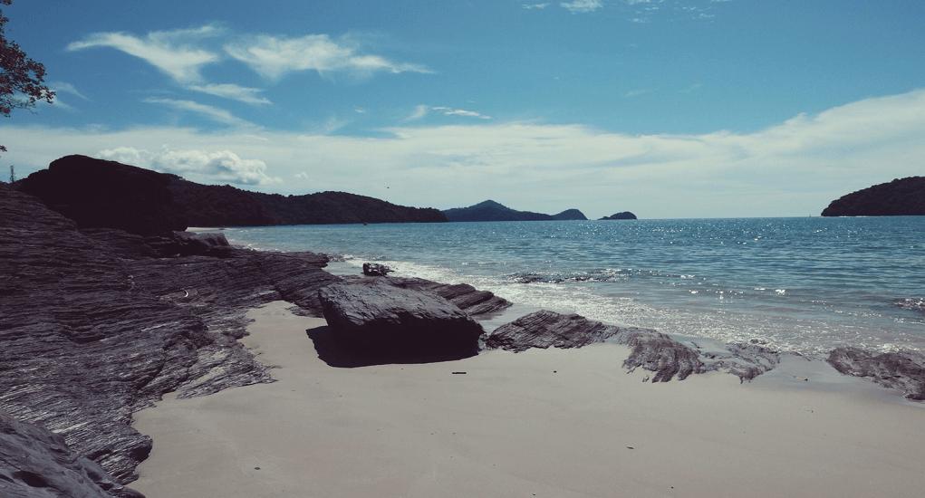 Langkawi Beach - Pantai Tengah Beach