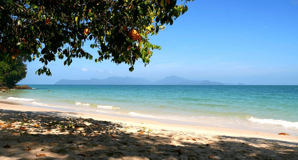 Langkawi Beach - Tengkorak Beach
