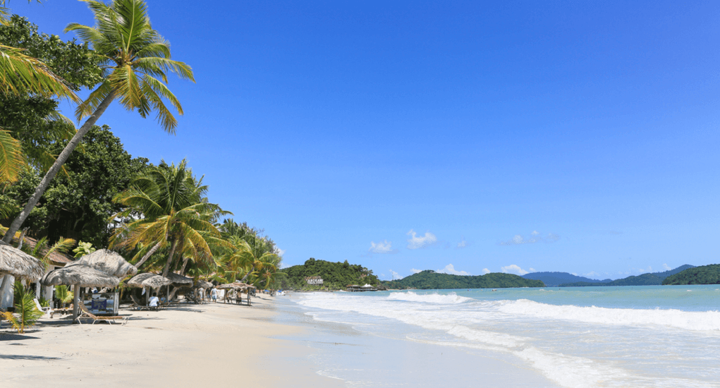 Langkawi - Cenang beach