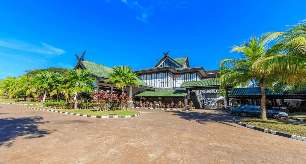Langkawi - Galeria Perdana Museum