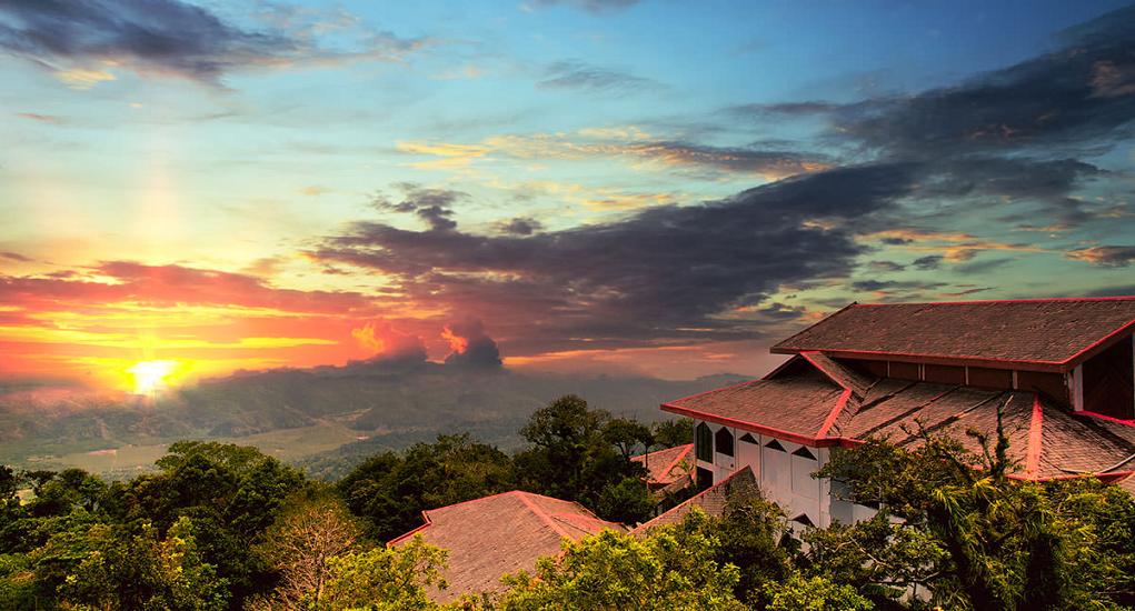 Langkawi - Gunung Raya