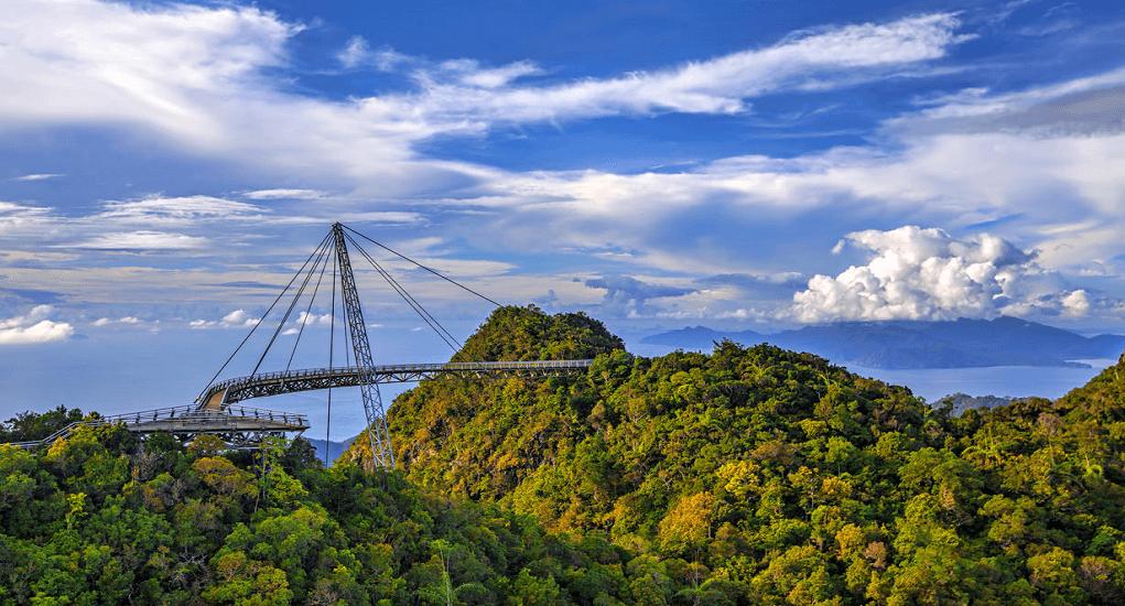 Langkawi - Kereta Gantung Langkawi dan Jembatan Langit Langkawi