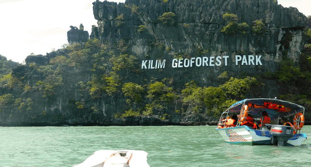 Langkawi - Kilim Geo Park dan Mangroves