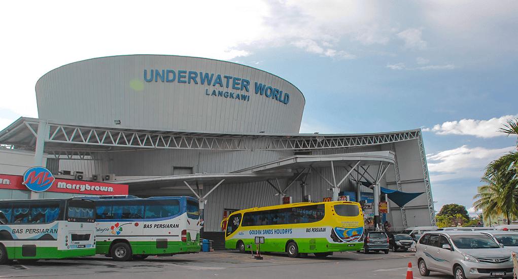 Langkawi - Langkawi Underwater World