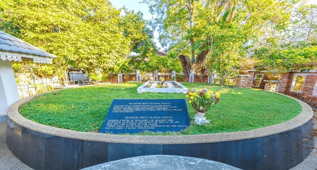 Langkawi - Makam dan Museum Mahsuri