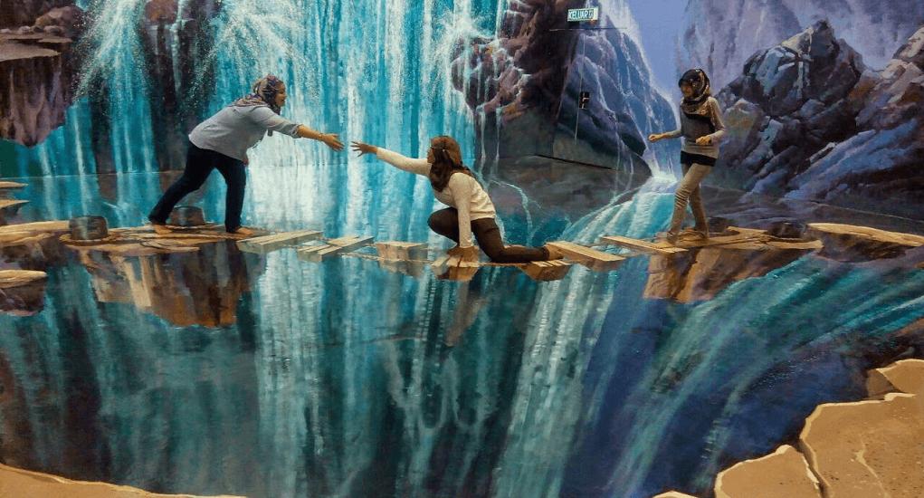 Langkawi - Museum 3 Dimensi