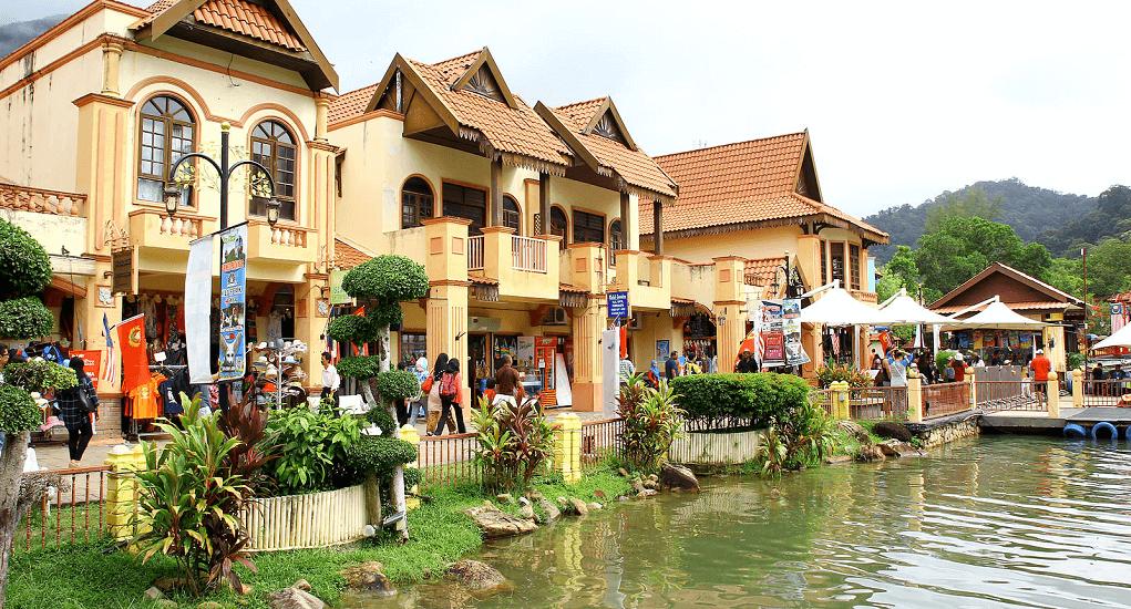 Langkawi - Oriental Village