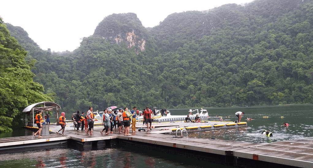 Langkawi - Pulau Dayang Bunting & Danau Ibu Hamil
