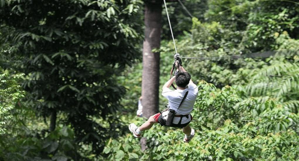 Langkawi - Skytrex Langkawi