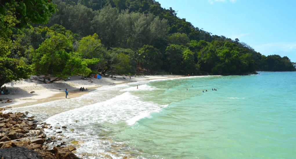Langkawi - Tengkorak Beach