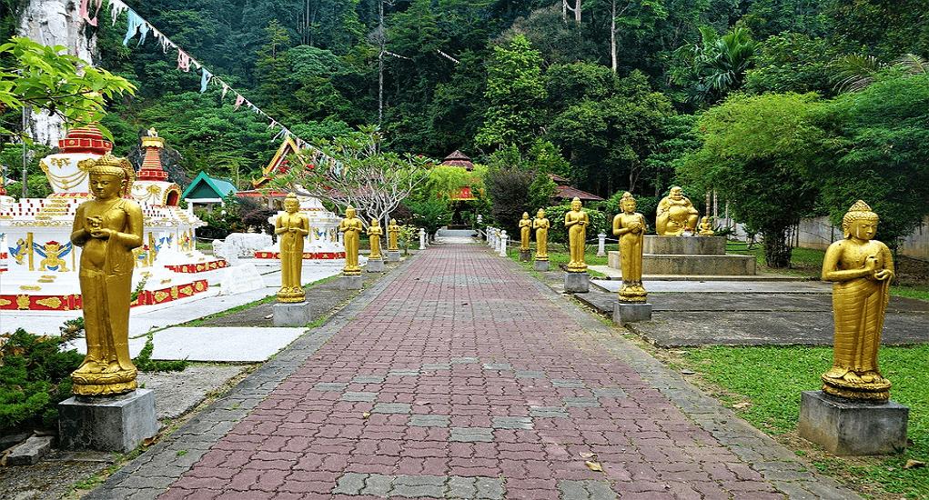 Langkawi - Wat Koh Wanararm