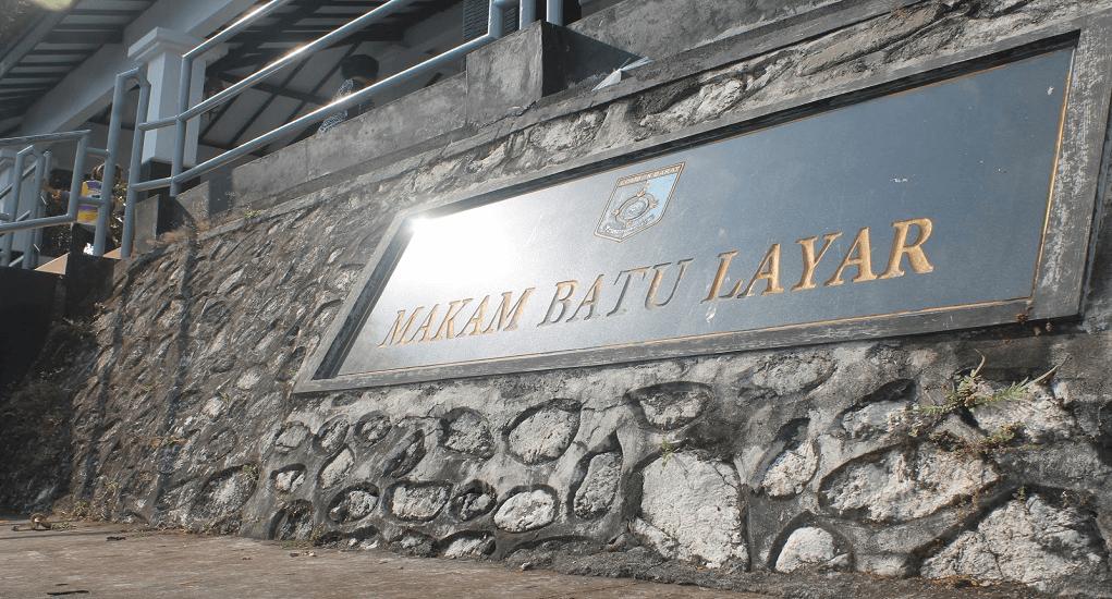 Lombok - Makam Batu Layar