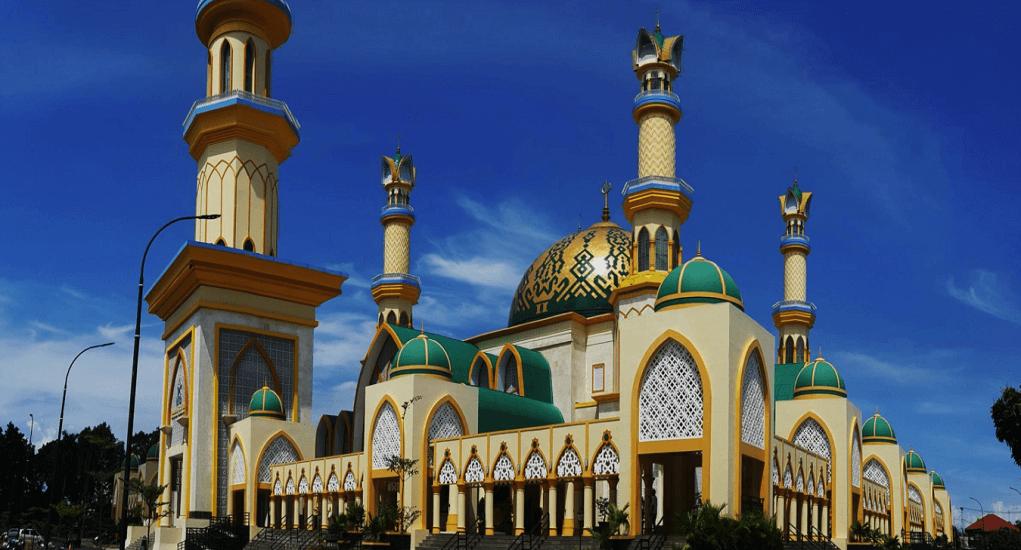 Lombok - Masjid Hubbul Wathan