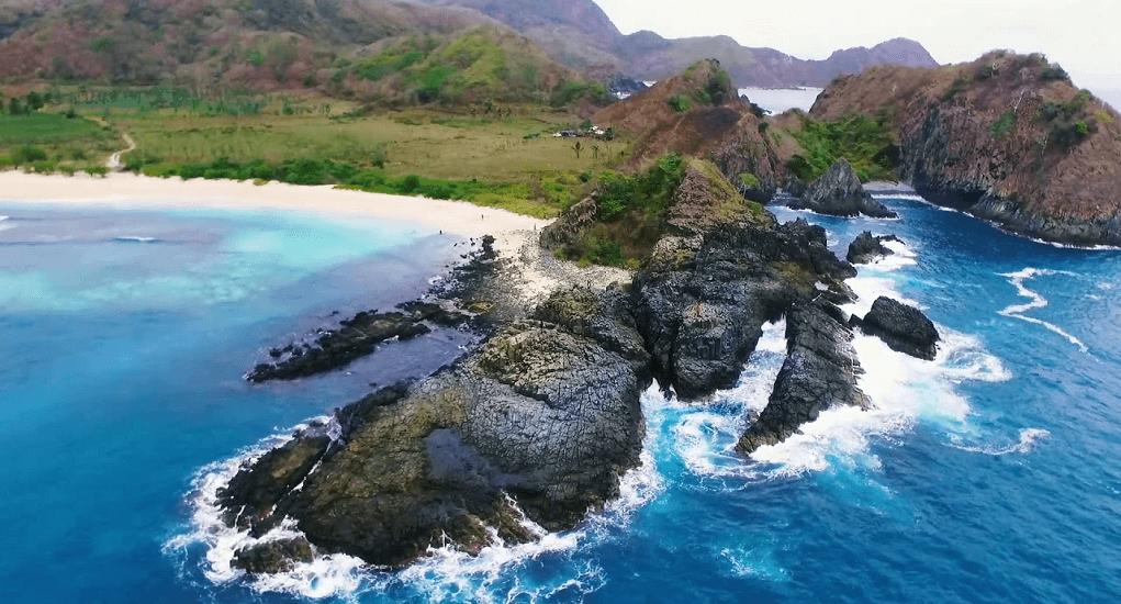 Lombok - Pantai Semeti