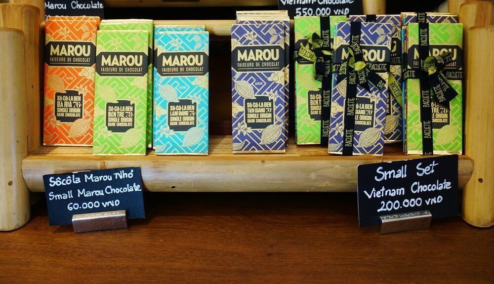 MAROU巧克力