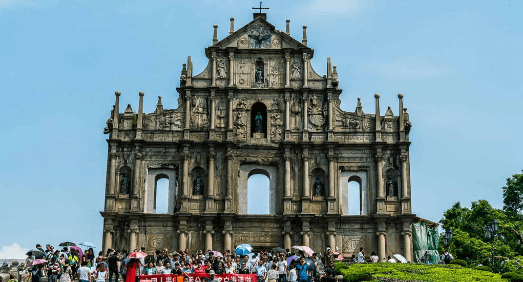 Macau - Observe the history and culture of the city