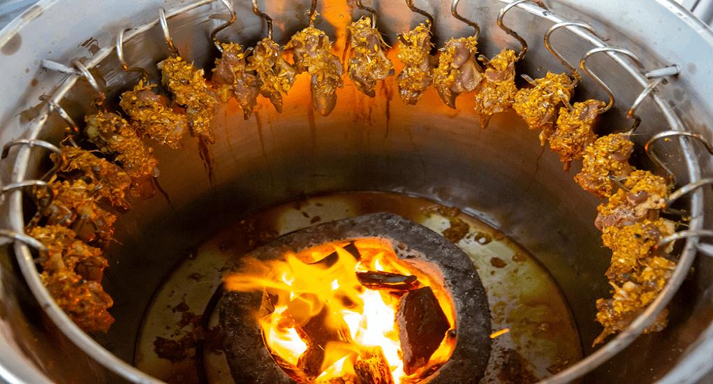Makanan Khas Thailand - Gai