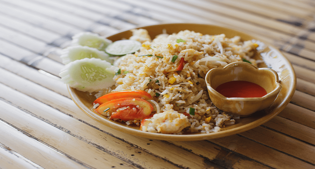 Makanan Khas Thailand - Nasi Goreng Khao Pad