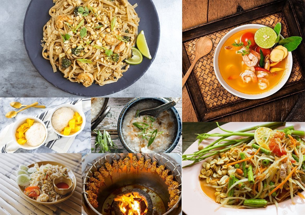 Makanan Khas Thailand - Feature Image