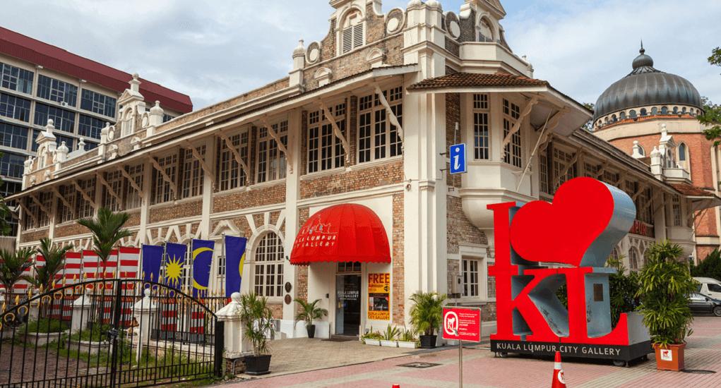 Malaysia - Berfoto di Icon I Love KL