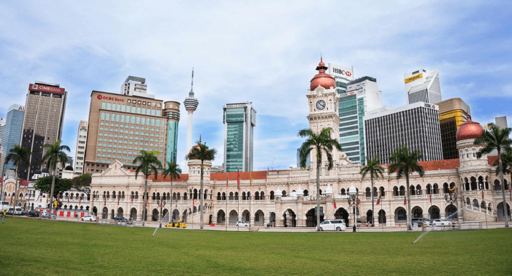 Malaysia - Dataran Merdeka