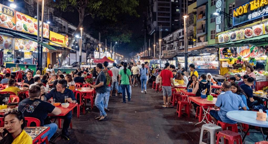 Malaysia - Jalan Alor