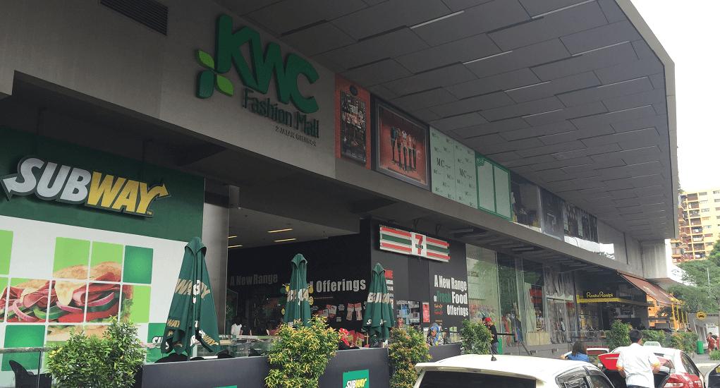 Malaysia - KWC Mall