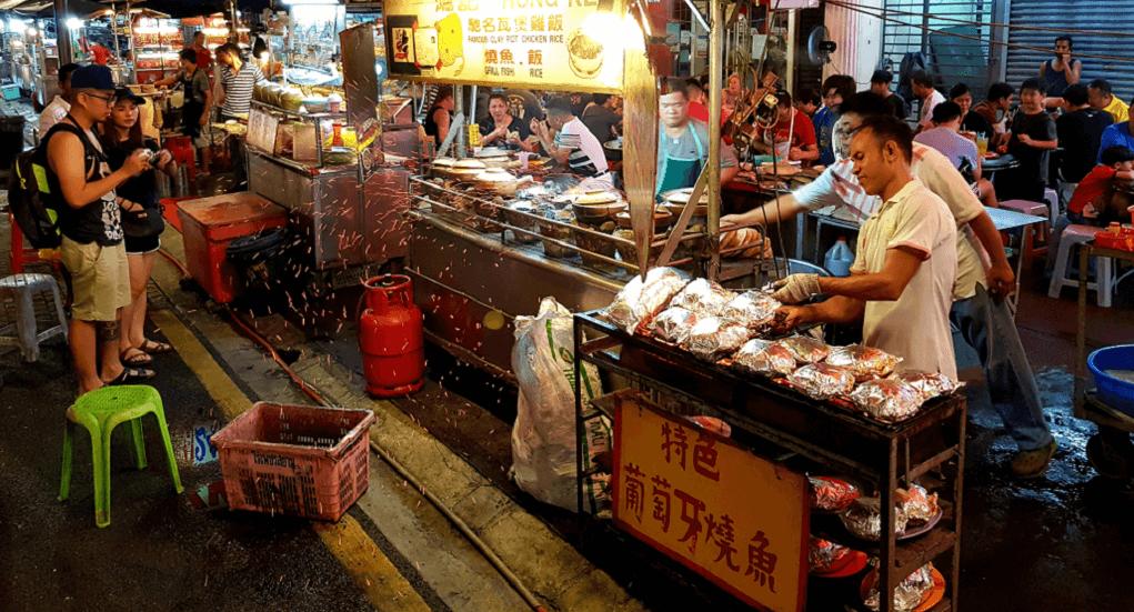 Malaysia - Petealing Street