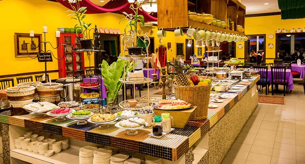 Malaysia - Restauran Rebung