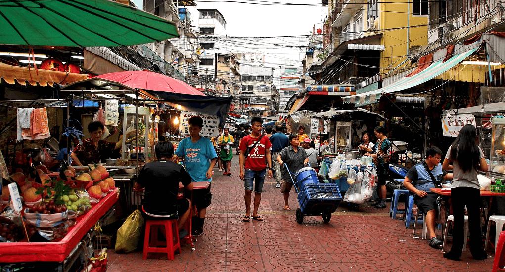 Malaysia ke Thailand - Bang Khun Non
