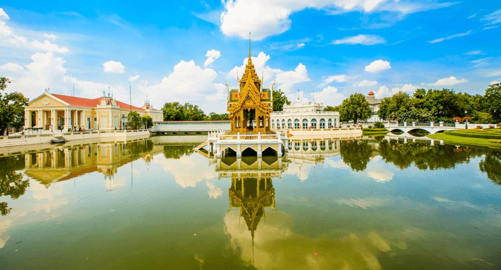 Malaysia ke Thailand - Bang Pa-In Royal Place
