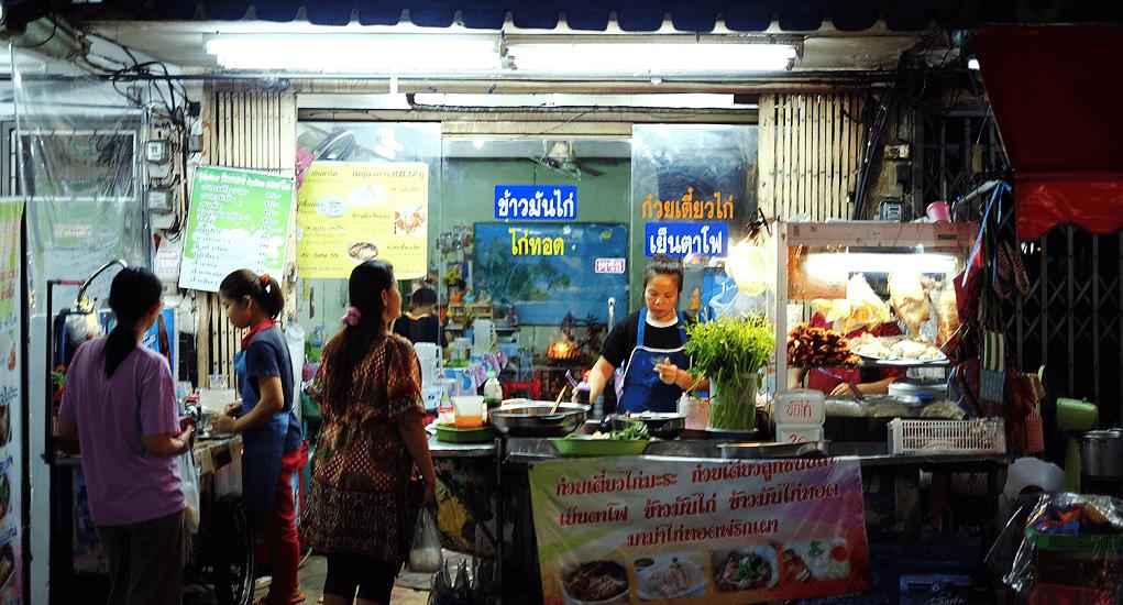 Malaysia ke Thailand - Petchaburi Soi 5