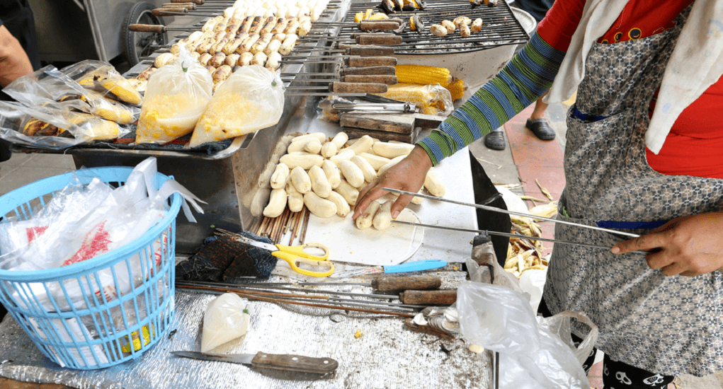 Malaysia ke Thailand - Sriyan Market