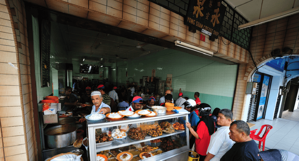 Malaysia's best food scenes outside Penang