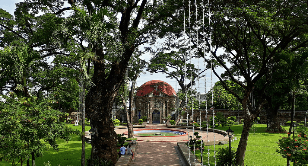 Manila - Paco Park