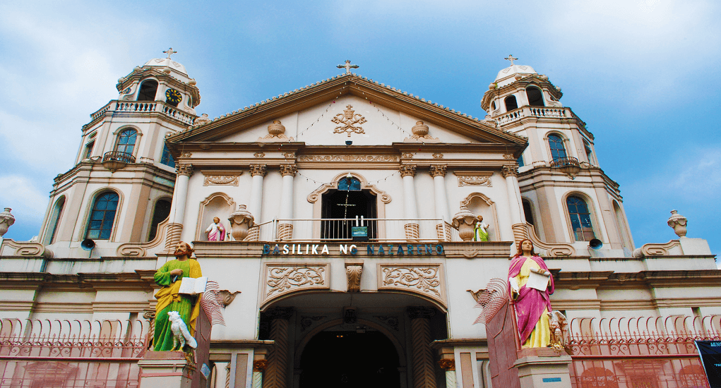 Manila - Quiapo Church