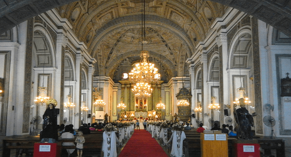 Manila - San Agustin Church