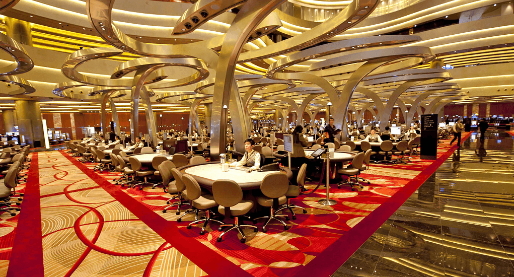 Marina Bay - The Casino and Its Attraction