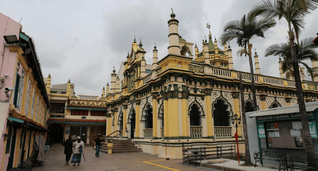 Masjid Abdul Ghofur - Feature Image